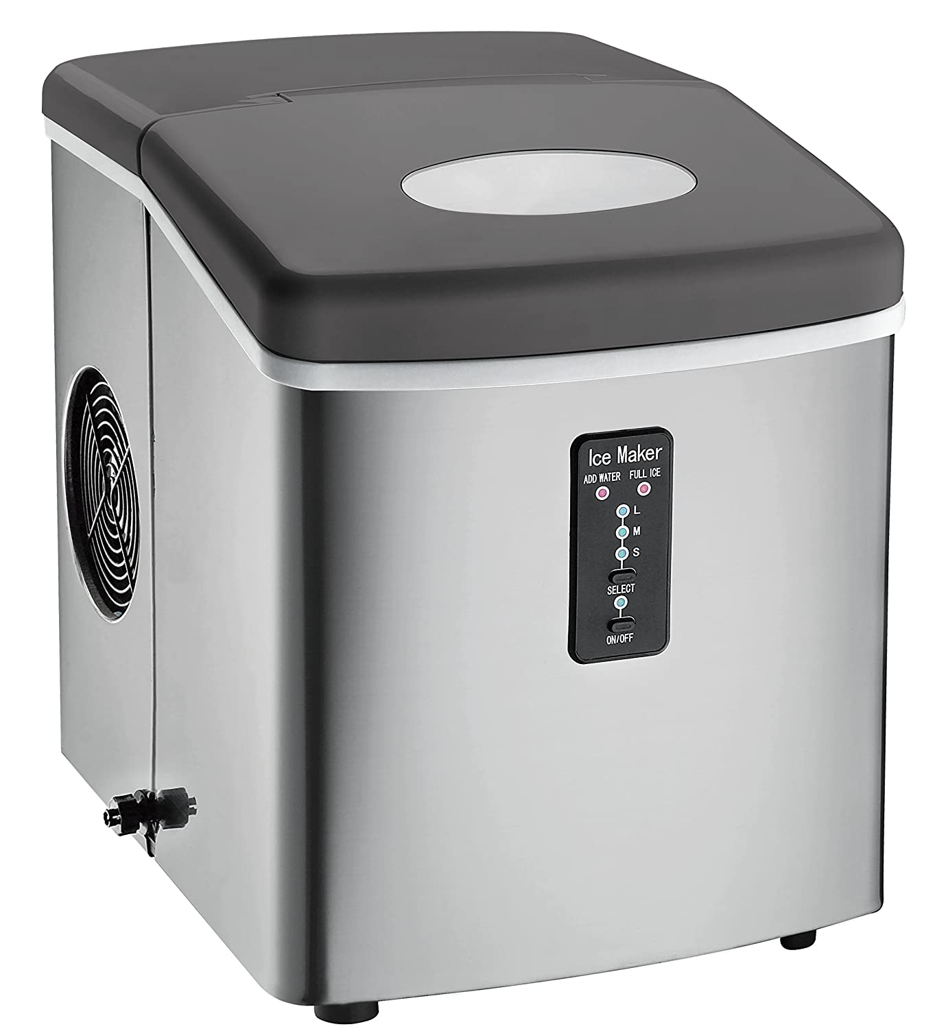 Igloo ICE103: Counter Top Ice Maker with 26 Pounds of Ice Production Capacity