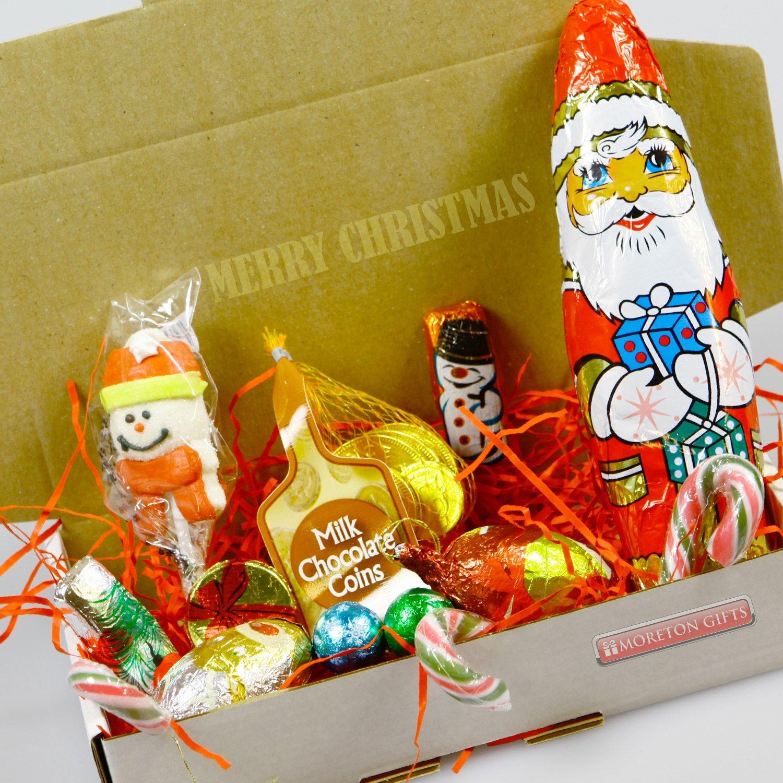 Christmas Chocolates For Kids Christmas Kids Treat Box
