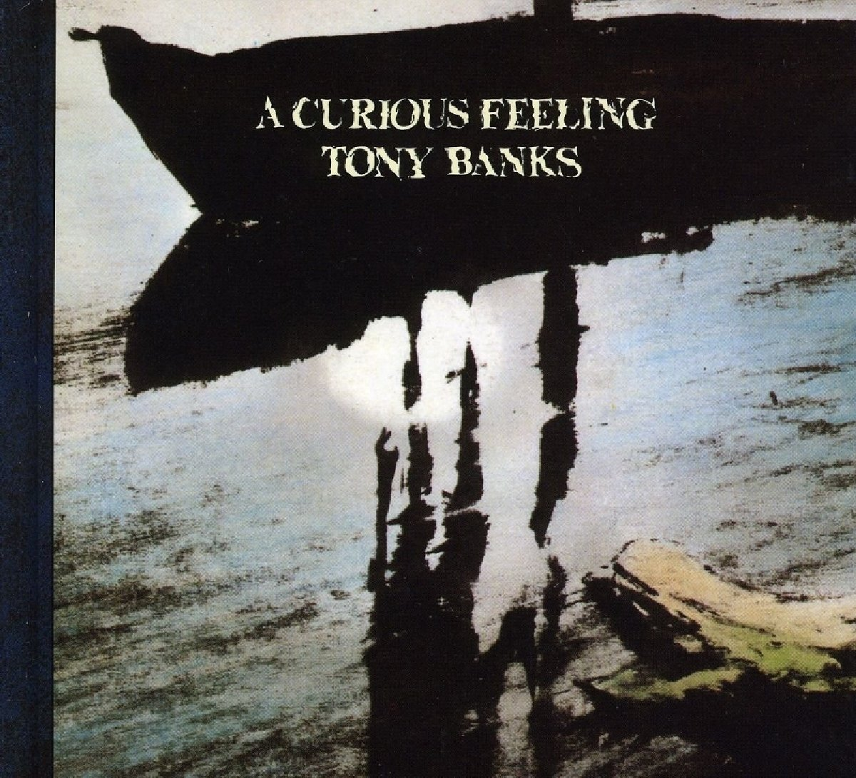 Tony Banks, tornano i primi due album