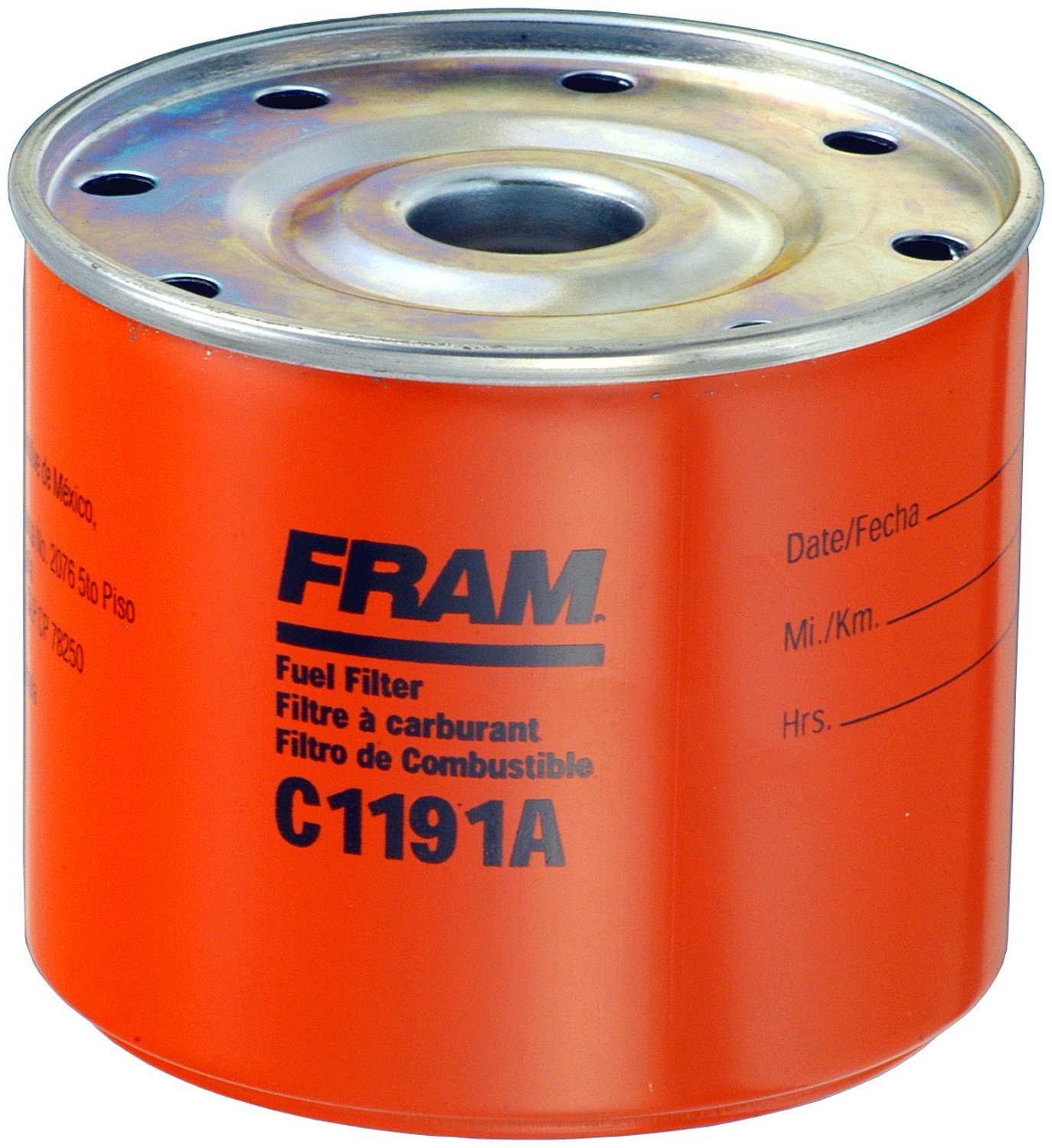 Fram Group C1191A C1191A Fuel Filter