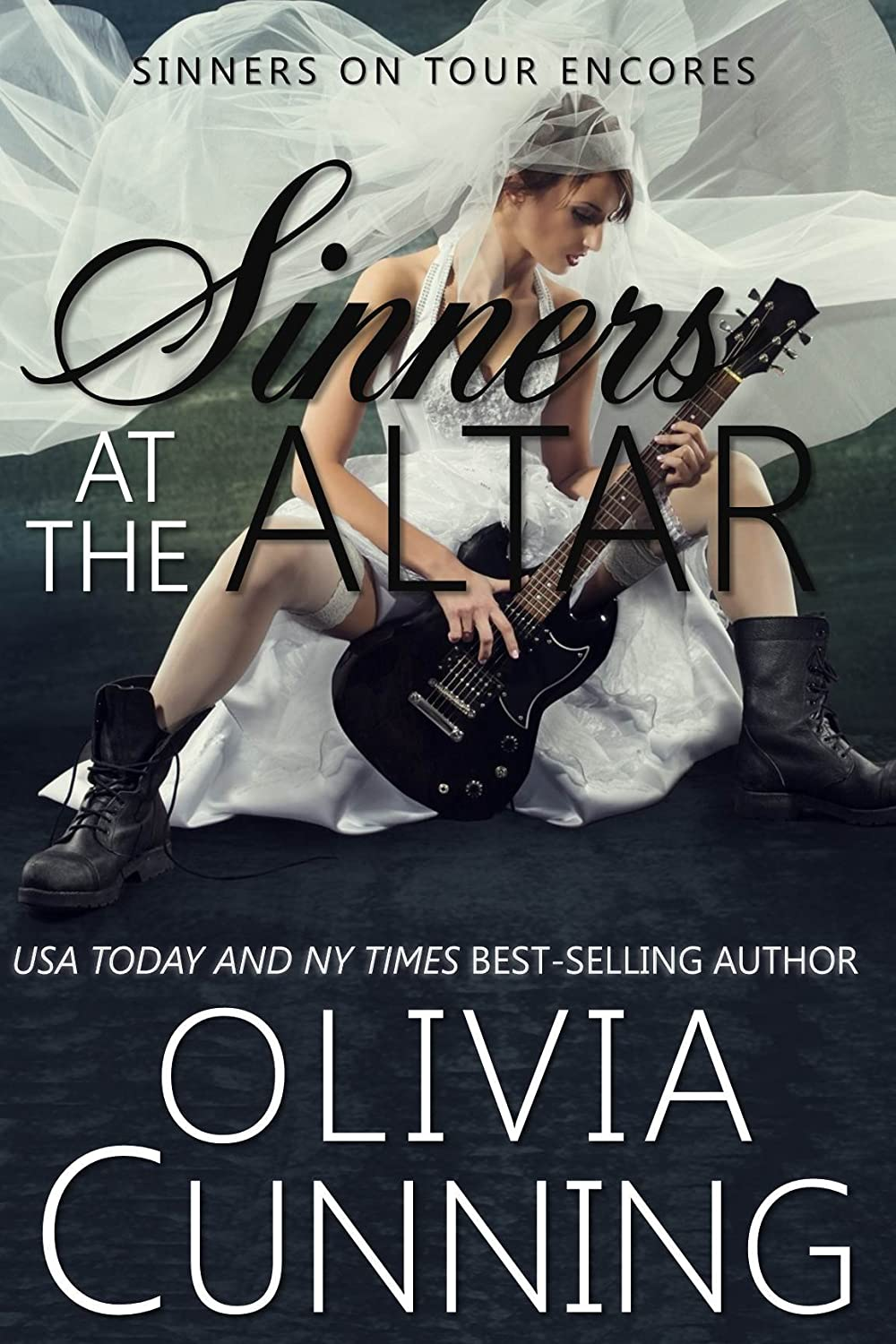 Sinners on Tour, Book 6 -  Olivia Cunning