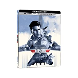 Top Gun (Steelbook) [4K Ultra HD + Blu-ray]