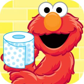 Potty Time with Elmo (Kindle Tablet Edition)