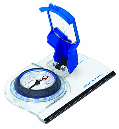 Brunton F-BOSS60M Mirrored Baseplate Compass