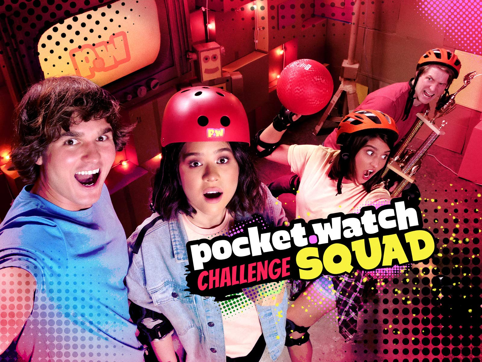pocket.watch Challenge Squad on Amazon Prime Instant Video UK