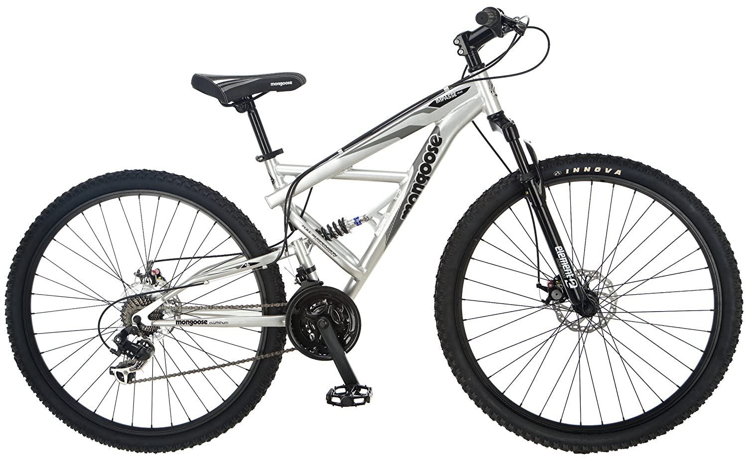 Mongoose Impasse Dual Full Suspension