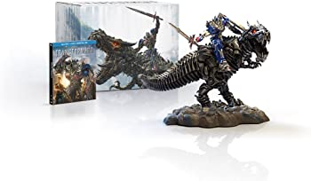 Transformers Age Of Extinction with Grimlock on Blu-ray