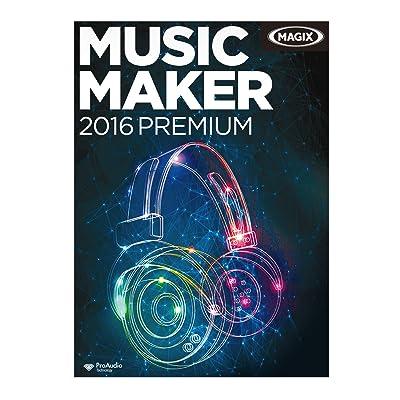 <b>MAGIX Music Maker 2016 Premium</b> [Download]