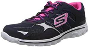 Skechers Go Walk 2 Flash, Baskets mode femme   Commentaires en ligne plus informations