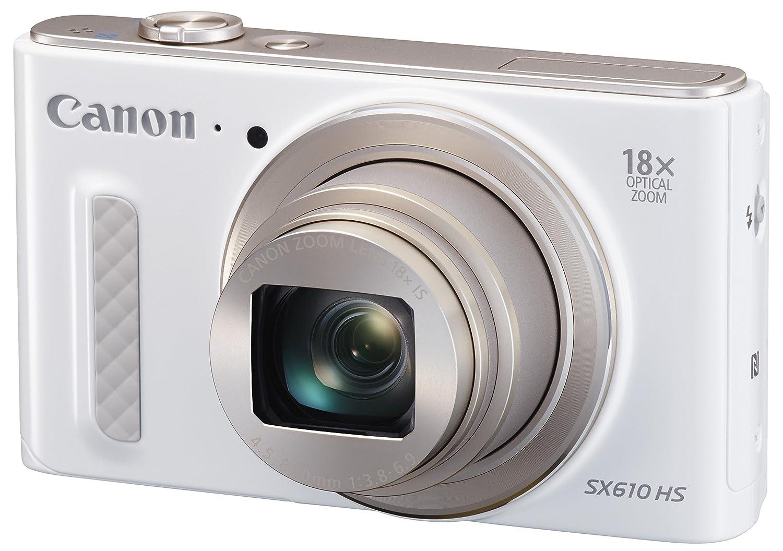 Canon デジタルカメラ PowerShot SX610HS