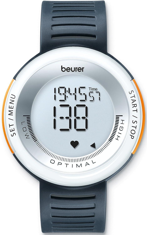 Pulsómetro de pulsera para entrenamiento