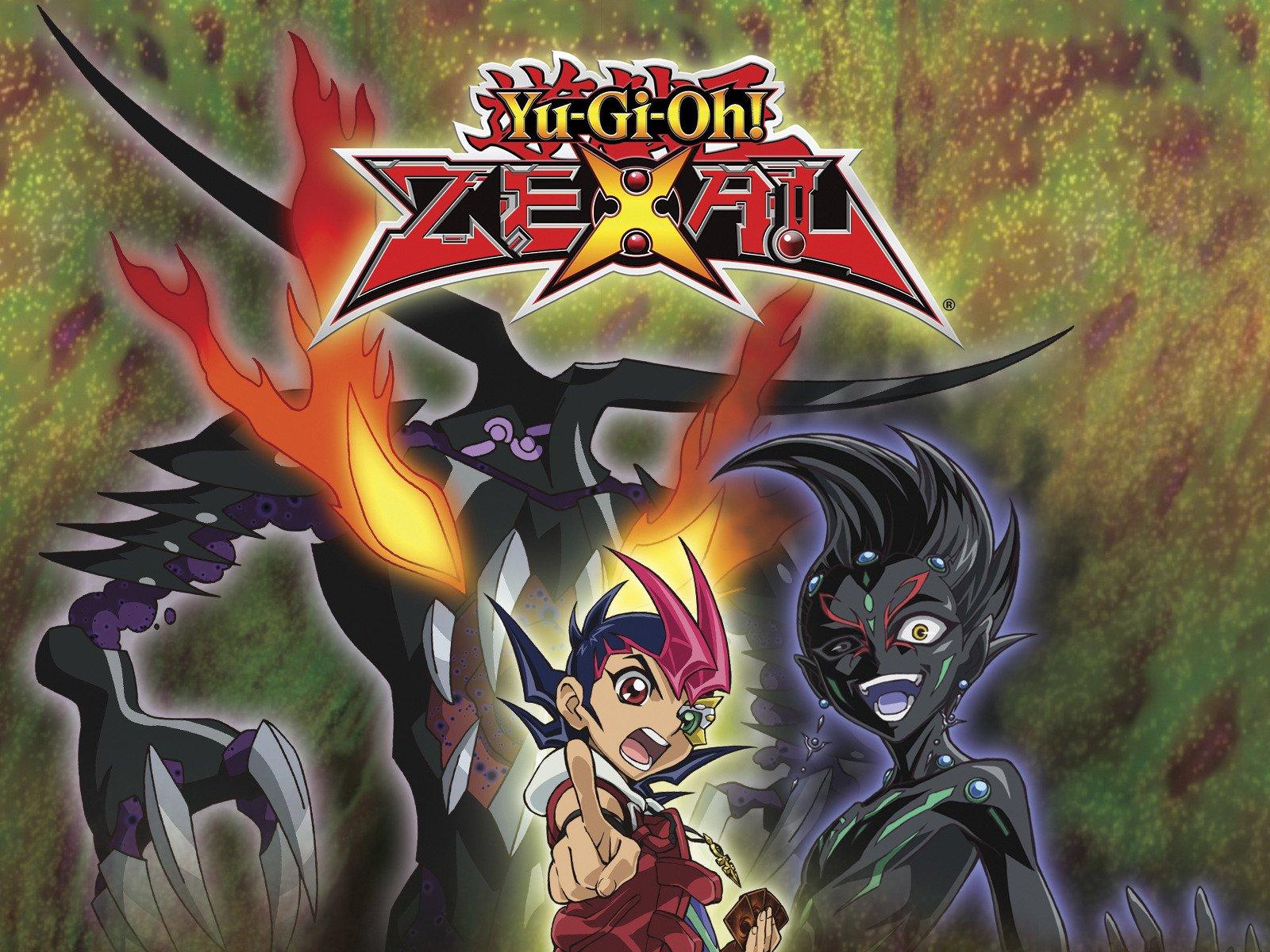 Yu-Gi-Oh! Zexal on Amazon Prime Video UK