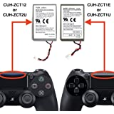 PS4 Battery Cable For Sony Playstation 4 Controller 2000mAh Rechargeable Lion