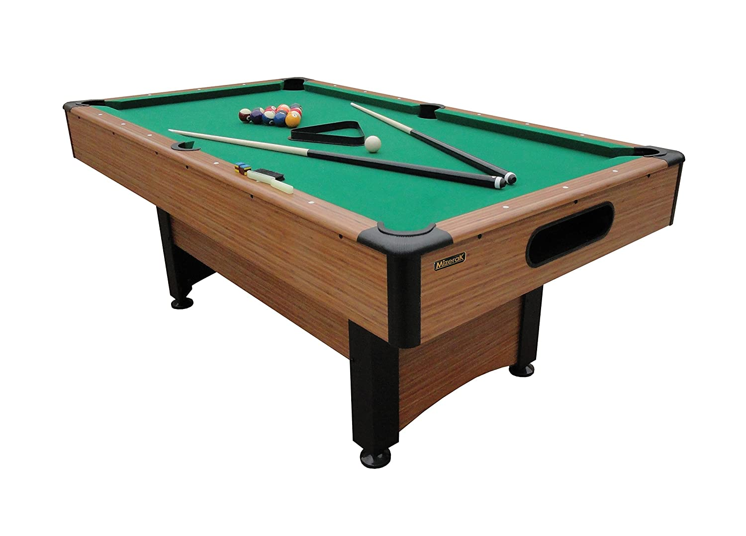 Mizerak dynasty 6 5 foot billiard table review for 10 foot pool table