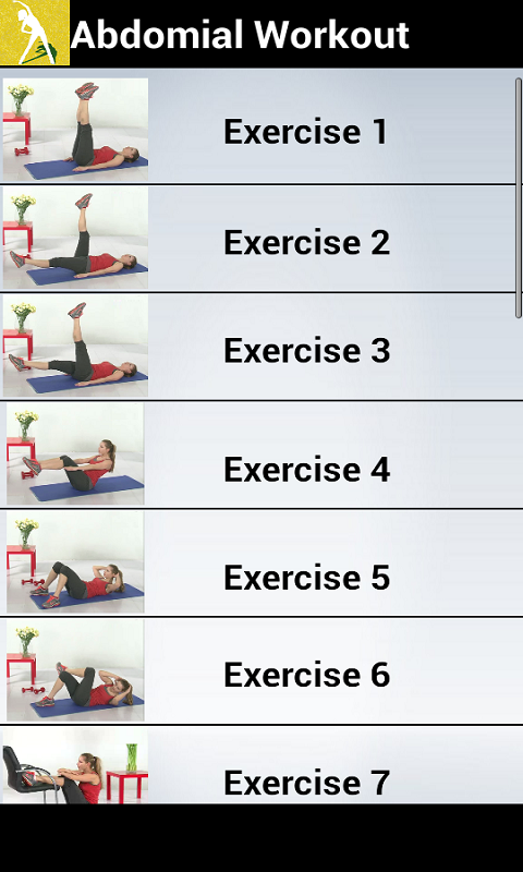Amazon Com Ladies Abs Workout Appstore For Android