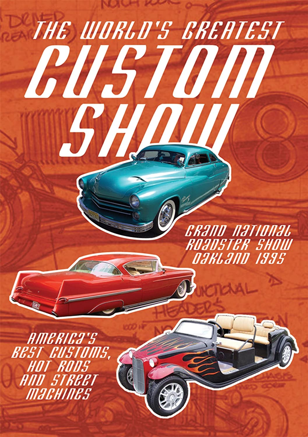 World's Greatest Custom Show [DVD] [2006]