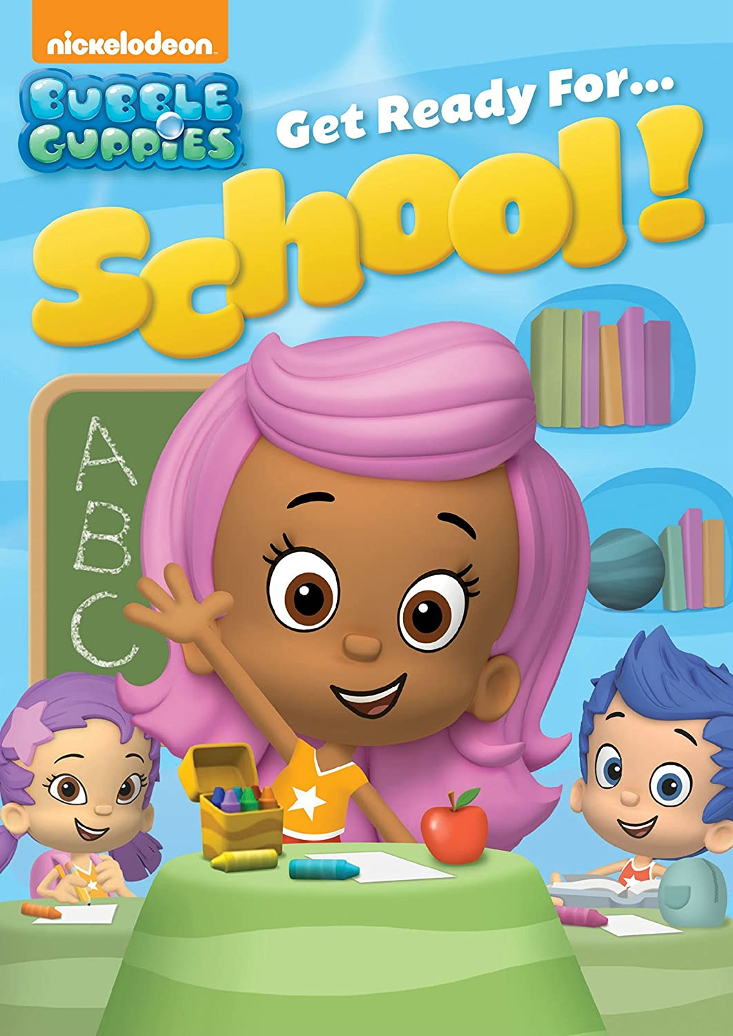 http://www.amazon.com/Bubble-Guppies-Get-Ready-School/dp/B00J2T176Q/