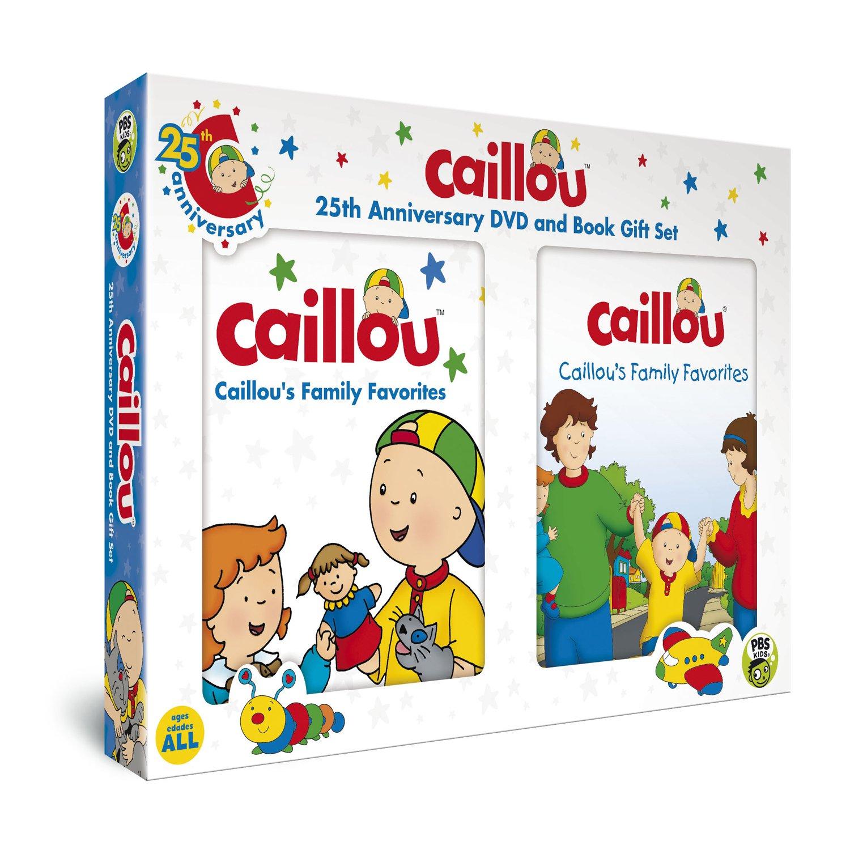 Caillou s Family Favor...
