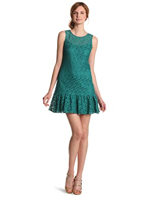 Ali Ro <br/>Sleeveless Lace Dress