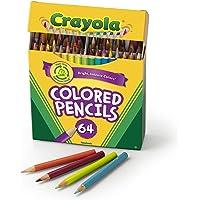 Crayola Colored Pencils 64 Count