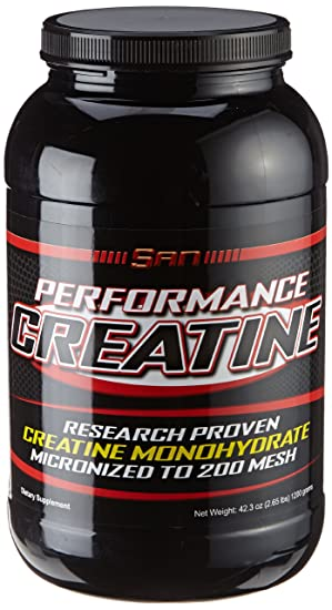 San Performance Creatine, 1er Pack (1 x 1.2 kg)