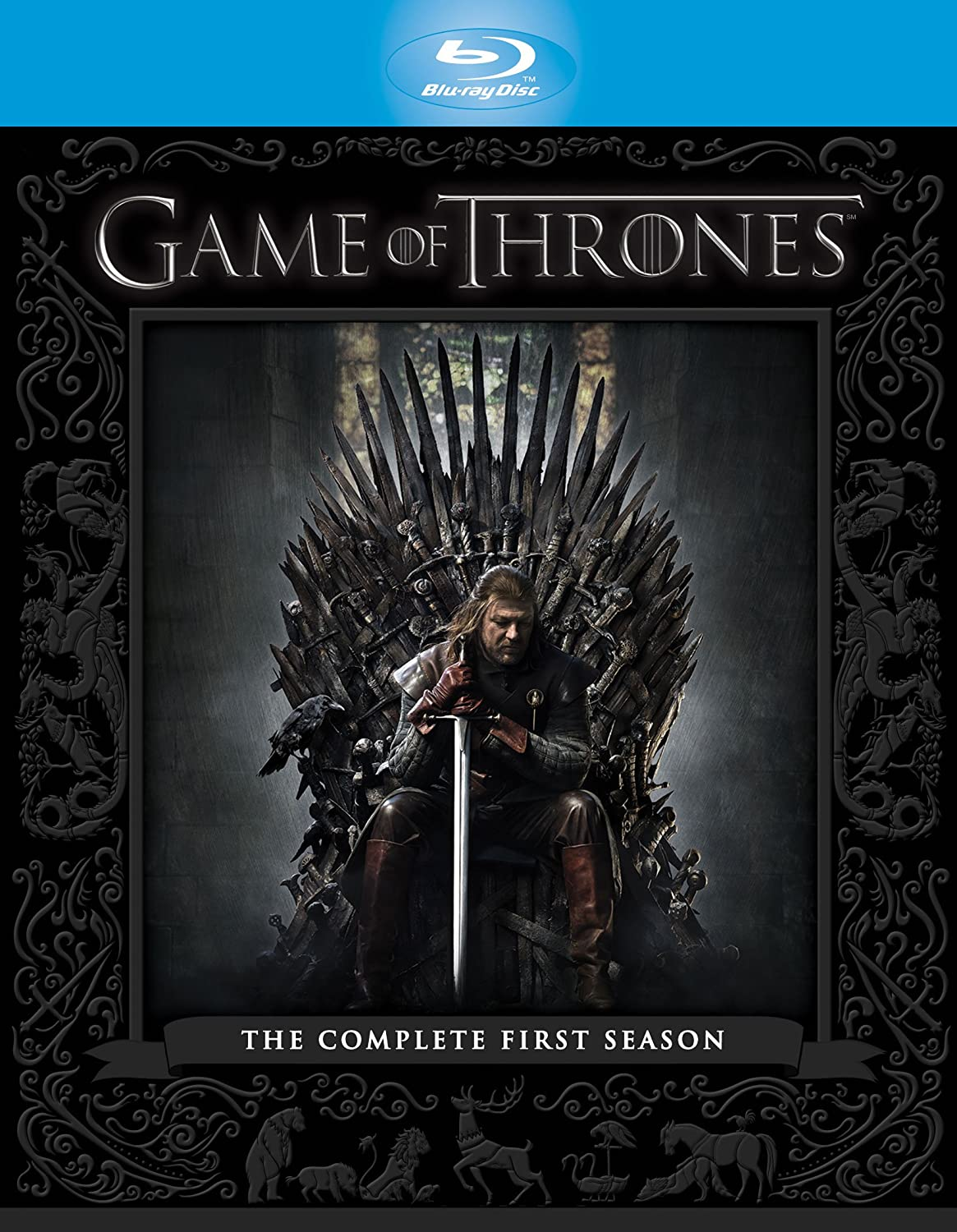 cheap game of thrones blu ray