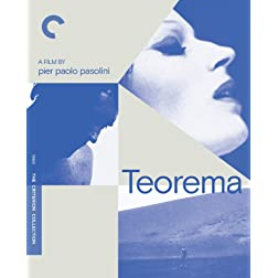 Teorema (The Criterion Collection) [Blu-ray]