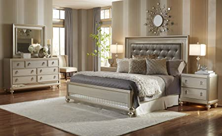Goddess Bedroom Set - Queen