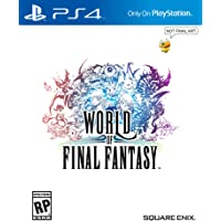 World of Final Fantasy for PlayStation 4 by Square Enix