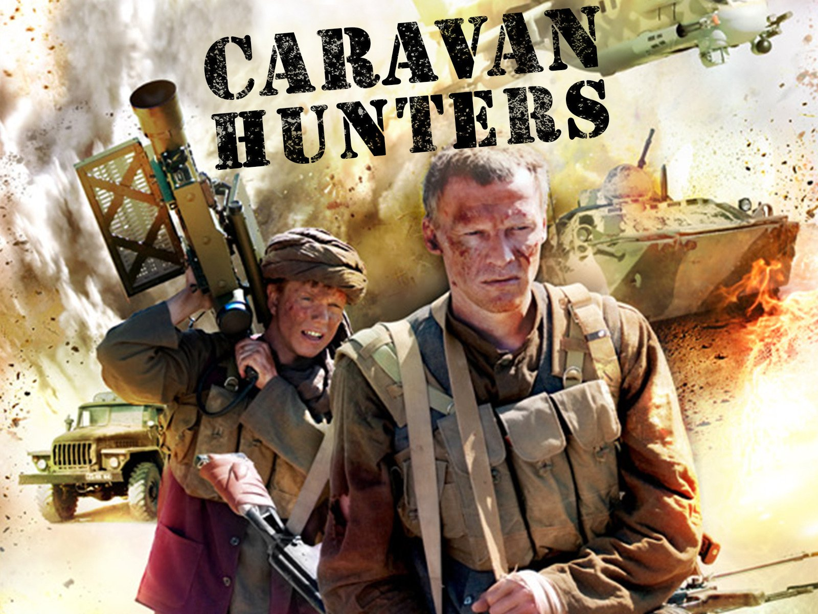 Caravan Hunters - Season 1