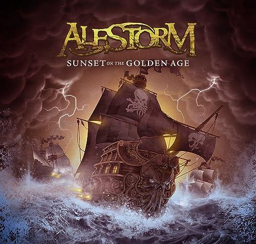 Alestorm - Sunset On The Golden Age (Limited Mediabook)