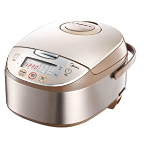 Midea rice cooker width=