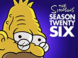 The Simpsons Season 26 Omu