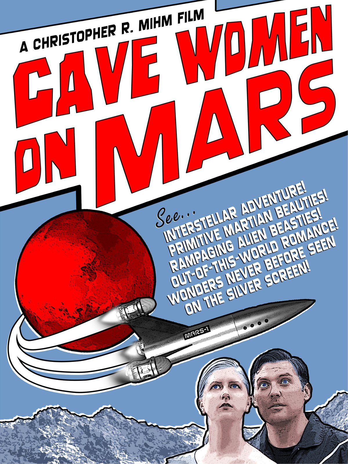 Cave Women on Mars on Amazon Prime Video UK
