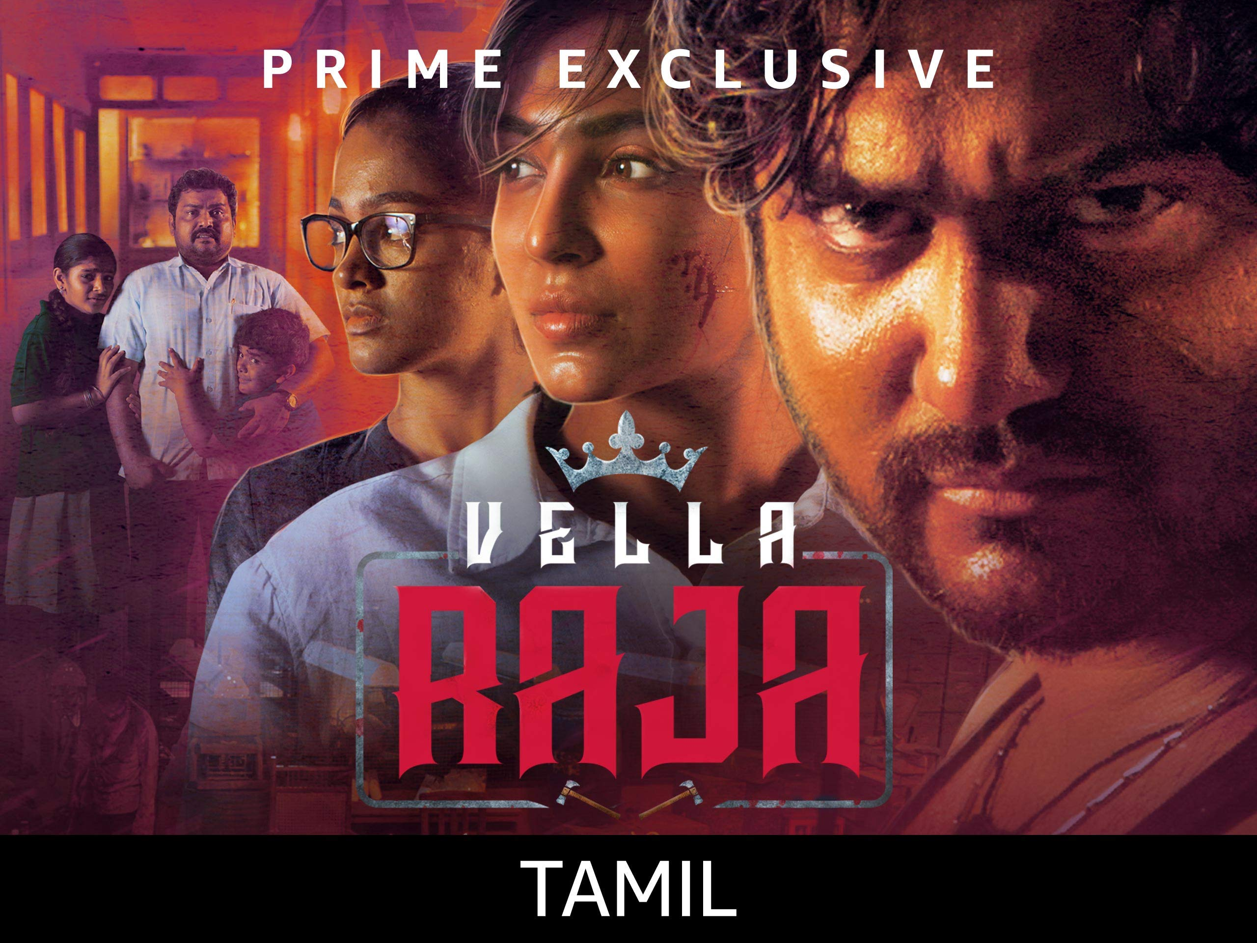 Vella Raja - Season 1 (Tamil) (4K UHD) on Amazon Prime Video UK