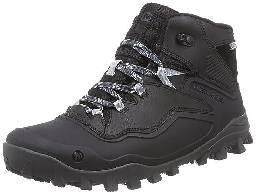 Merrell Men's Fraxion Shell 6 Waterproof Winter Boot