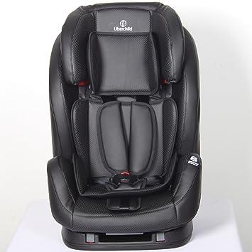 uberchild groupe 123 isofix isofix si ges d 39 auto noir b b s pu riculture z106. Black Bedroom Furniture Sets. Home Design Ideas