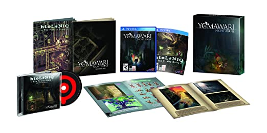 Yomawari: Night Alone / htol#NiQ: The Firefly Diary - PlayStation Vita Limited Edition