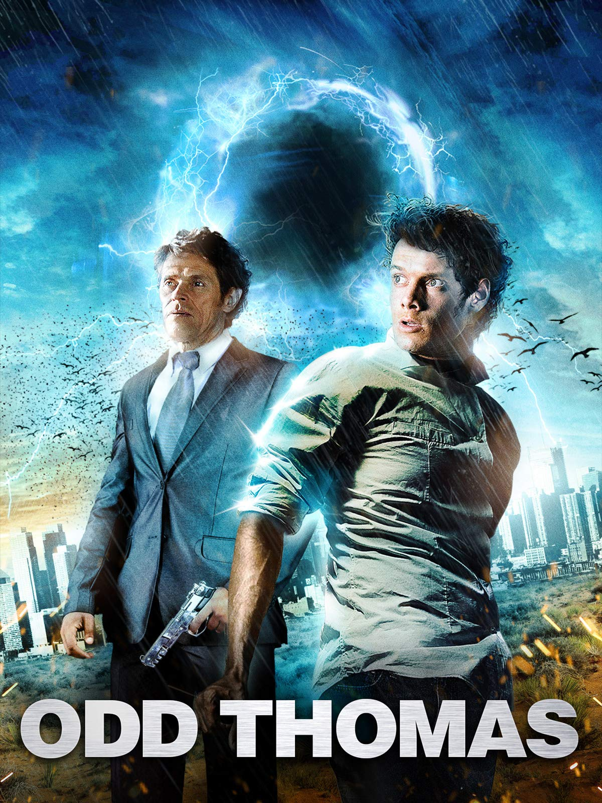 Odd Thomas on Amazon Prime Instant Video UK