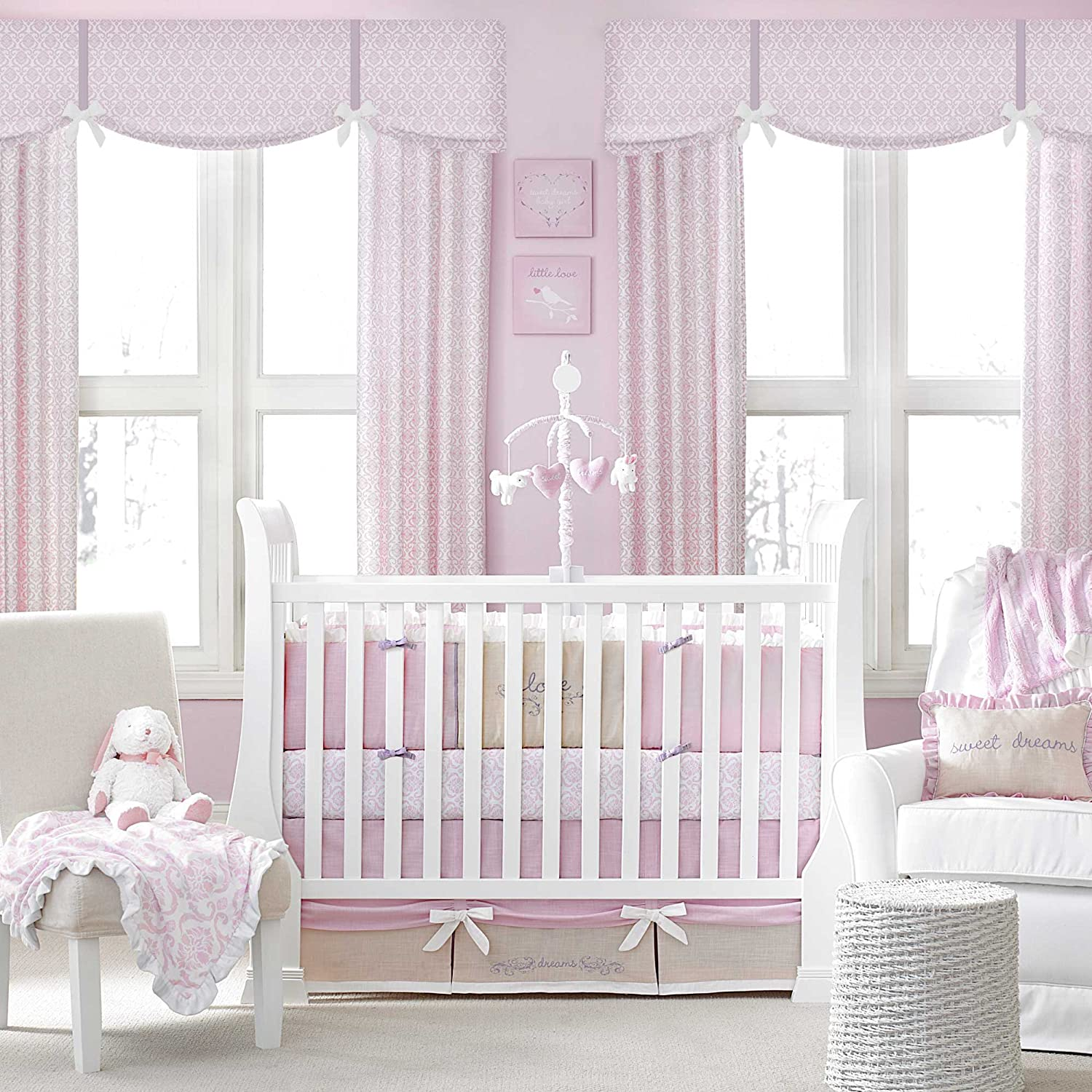 Sweet Baby Dreams Baby Bedding Collection by Wendy Bellissimo