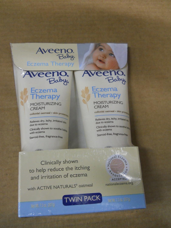 Aveeno Baby Eczema Cream 2Pk /7.3 Oz Bottle