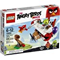 Lego Angry Birds Piggy Plane Attack Building Kit (168 Piece)