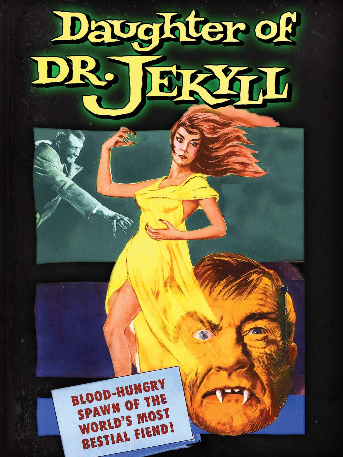 Daughter Of Dr. Jekyll on Amazon Prime Video UK