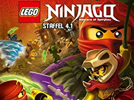 Lego Ninjago - Meister des Spinjitzu-Staffel 4.1