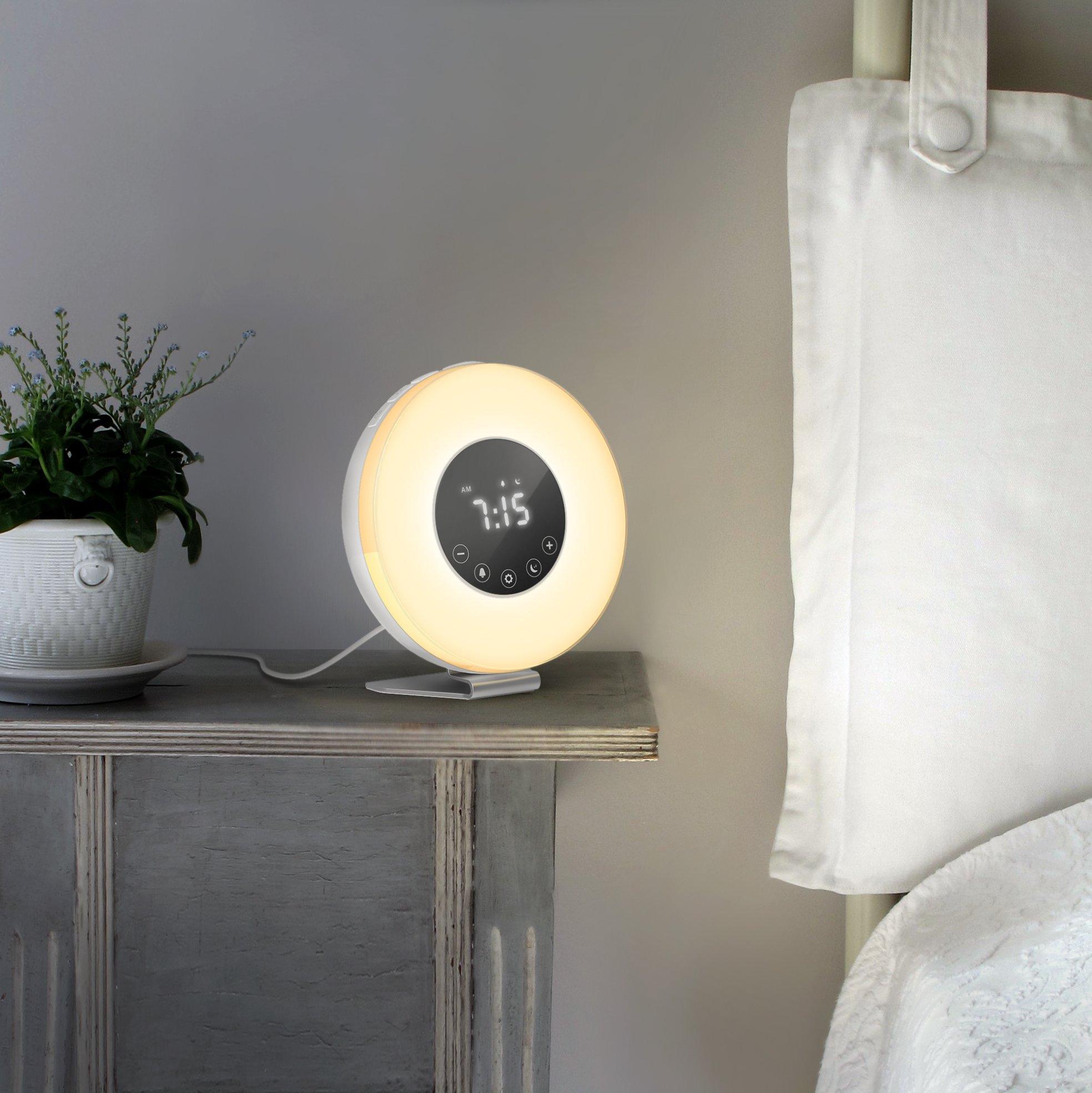 Buy Sunrise Alarm Clock Now!