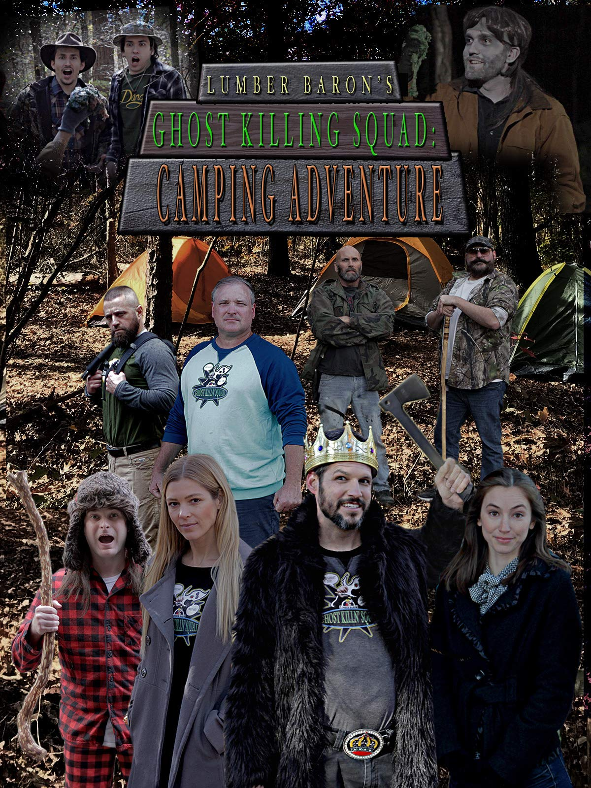 Ghost Killing Squad: Camping Adventure