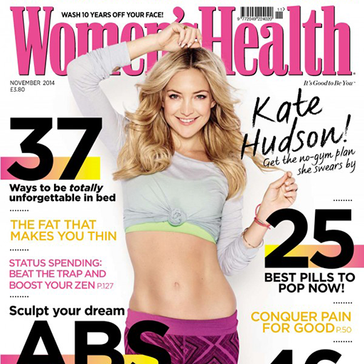 Women'S Health Uk (Kindle Tablet Edition)