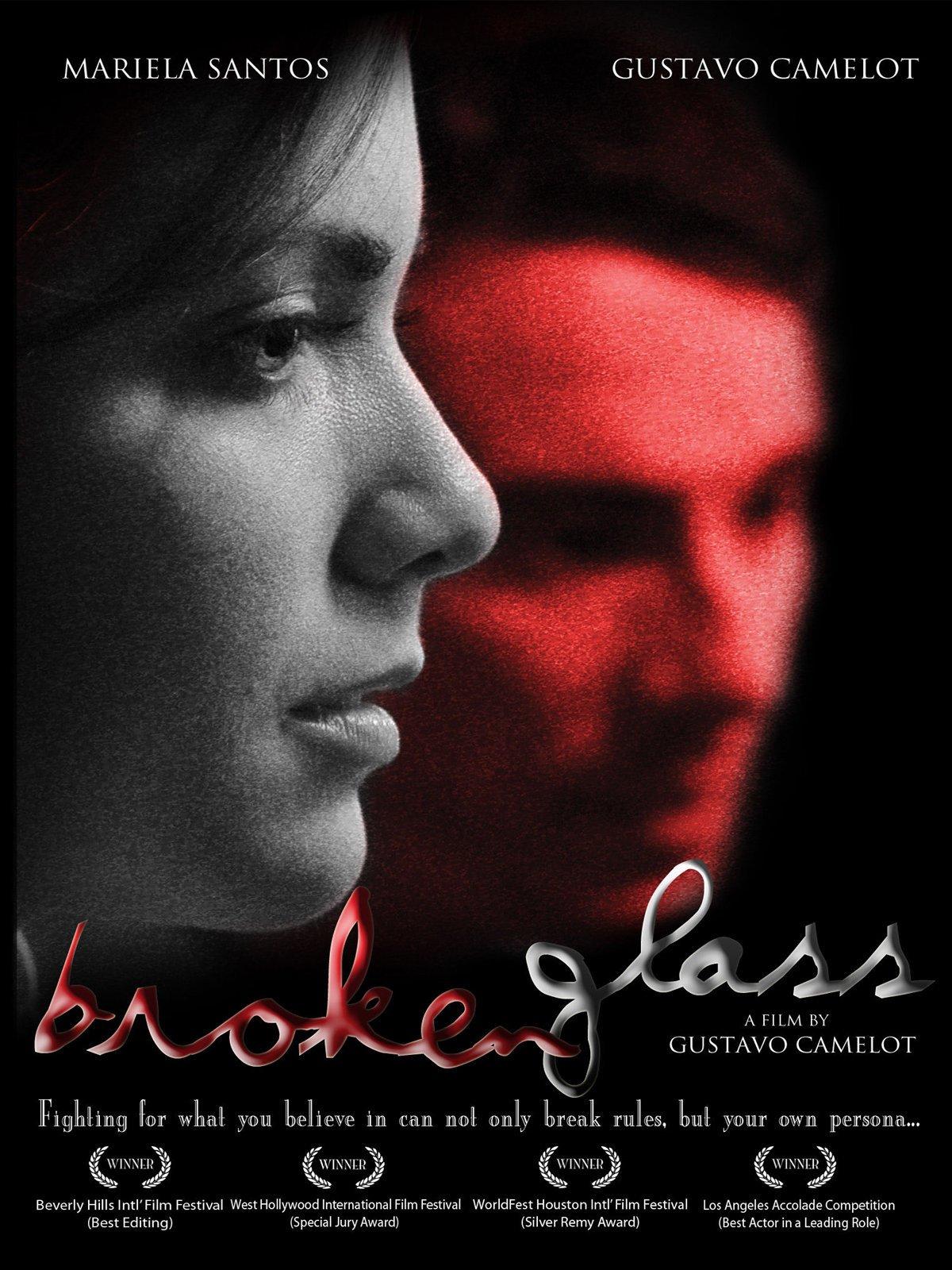 Broken Glass on Amazon Prime Instant Video UK