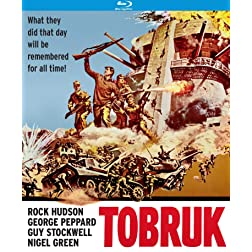 Tobruk (Special Edition) [Blu-ray]