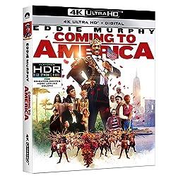 Coming To America [4K Ultra HD + Blu-ray]